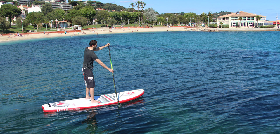 Stand-up Paddle Vague Fresh Boards